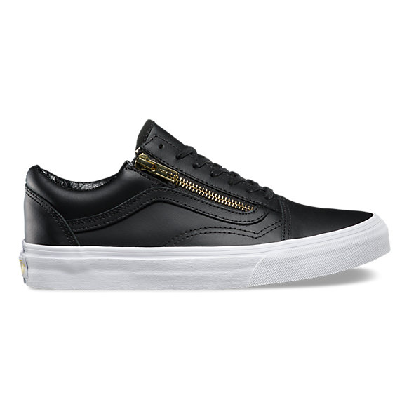 Vans Gold Zipper