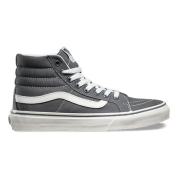 Vans Gray High Tops