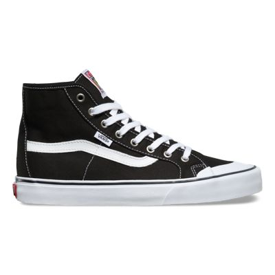 Vans Mens Black Ball Hi SF (black/true white)