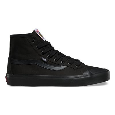 Vans Mens Black Ball Hi SF (black/black)