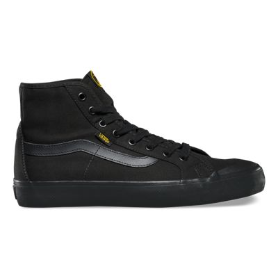 Vans Shoes Black Ball Hi SF (Captain Fin black/black)