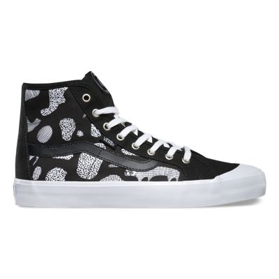 Vans Shoes Black Ball Hi SF (Dane Reynolds black)