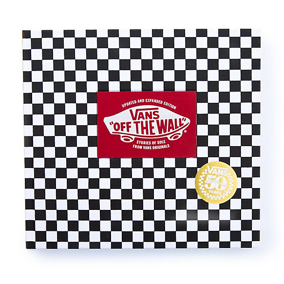 Vans Book: Off the Wall (50th Anniversary Edition)