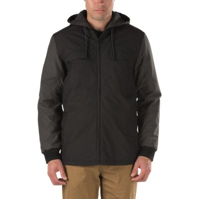 Vans Winnipeg Mountain Edition Jacket (Black/Pirate Black)