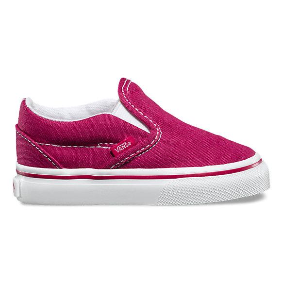 toddler canvas slip on shop shoes at vans