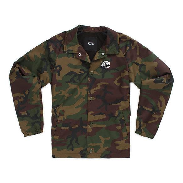 Boys Torrey Coaches Jacket | Shop At Vans