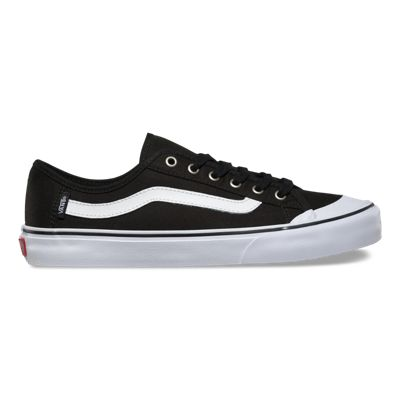 Vans Mens Black Ball SF (black/white/black)