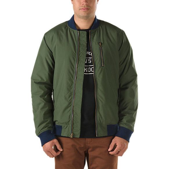 Barlowe Bomber Jacket | Shop Jackets At Vans
