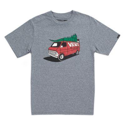 boys vans family christmas t shirt shop boys shirts at vans. Black Bedroom Furniture Sets. Home Design Ideas
