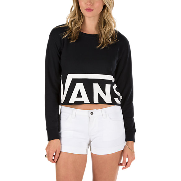 Castaway Crew Sweatshirt Shop At Vans