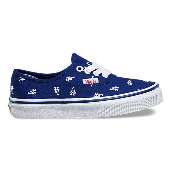Kids Mlb Authentic Shop Kids Shoes At Vans