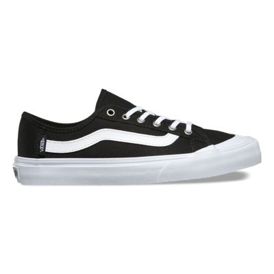 Vans Womens Black Ball SF (black/true white)