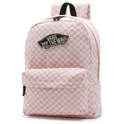 Vans Checkerboard Backpack Shop At Vans
