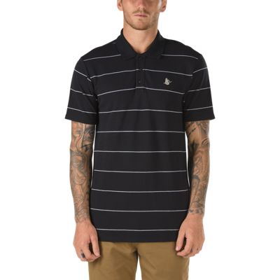 Vans AV Blueline Shirt (Black/Black)
