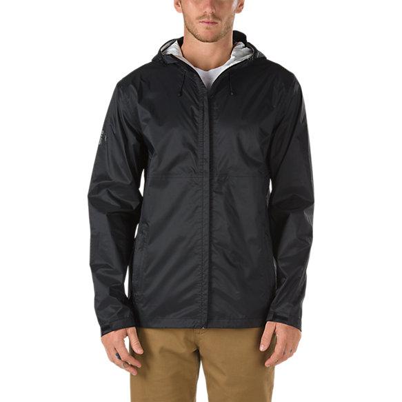 Vans Windbreaker Jacket Coat Nj