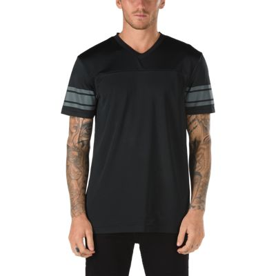 Vans AV Resurface T-Shirt (Black/Black)
