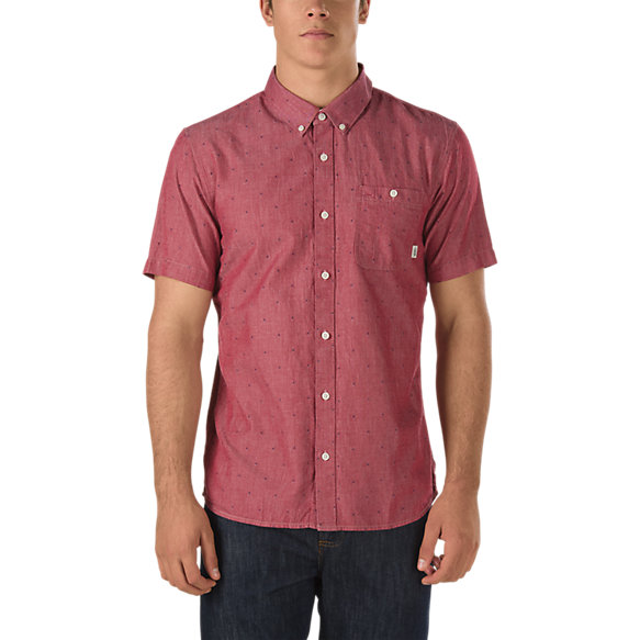 Bayview SS Buttondown Shirt