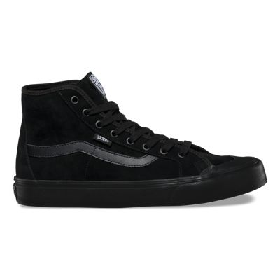 Vans Mens Black Ball Hi SF MTE (black/black)