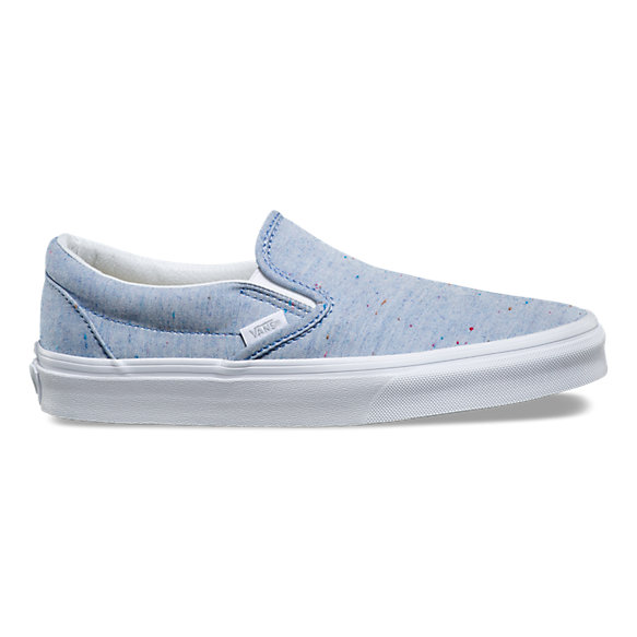 Speckle Jersey Slip On Shop Shoes At Vans