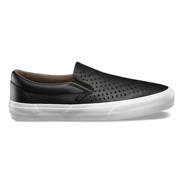 Havana Perf Slip-On DX