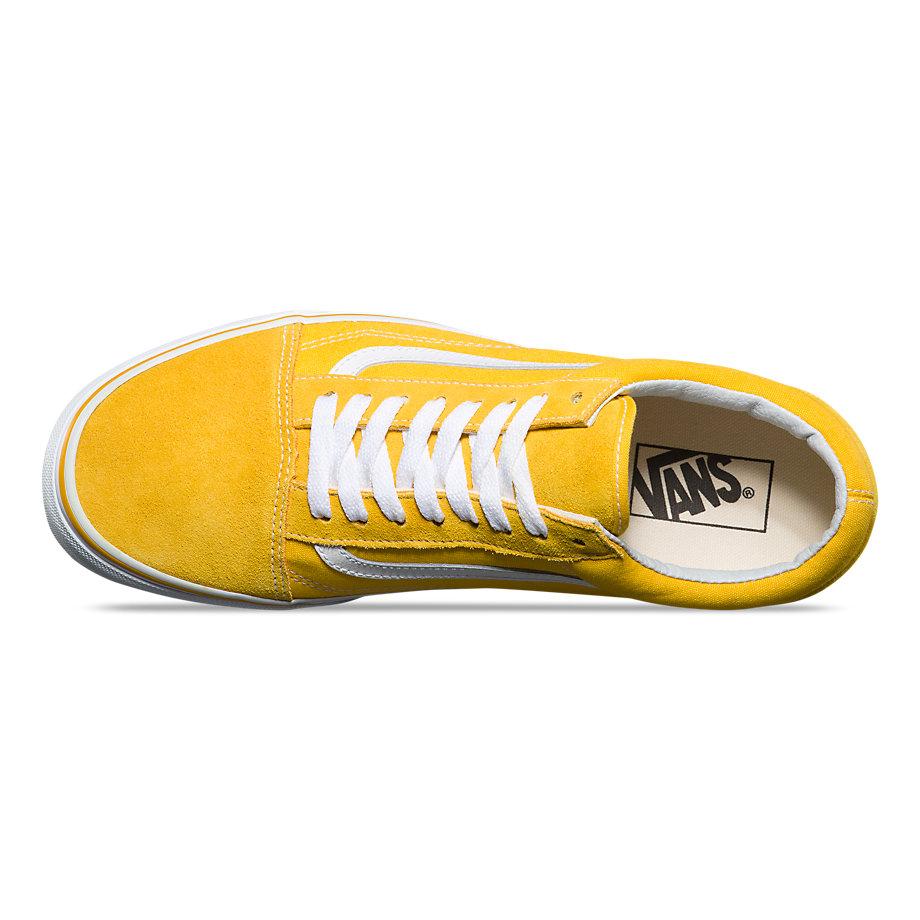Vans Old Skool (spectra Yellowtrue White) | ricciano UNITED