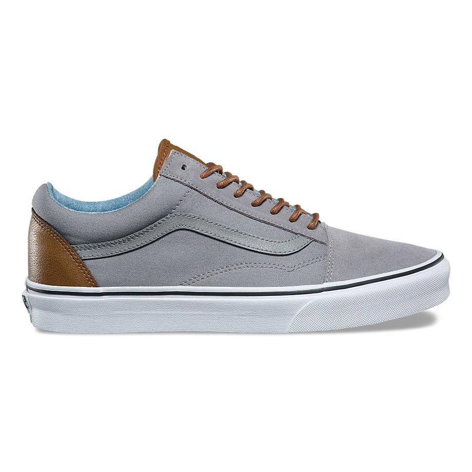 4b203904b7f742 Vans C   L Old Skool (frost Gray acid Denim)