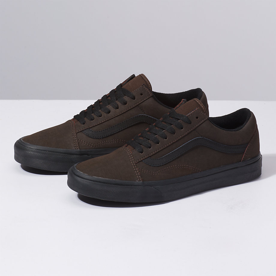 76c64c805ee Vans Vansbuck Old Skool (demitasse black)