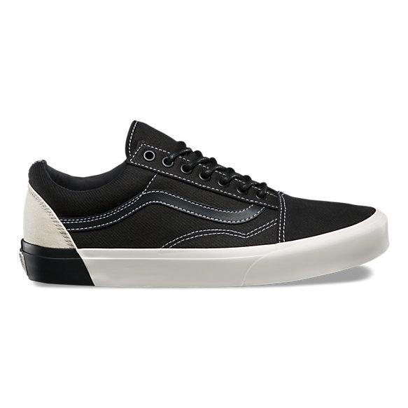 Blocked old skool dx shop shoes at vans