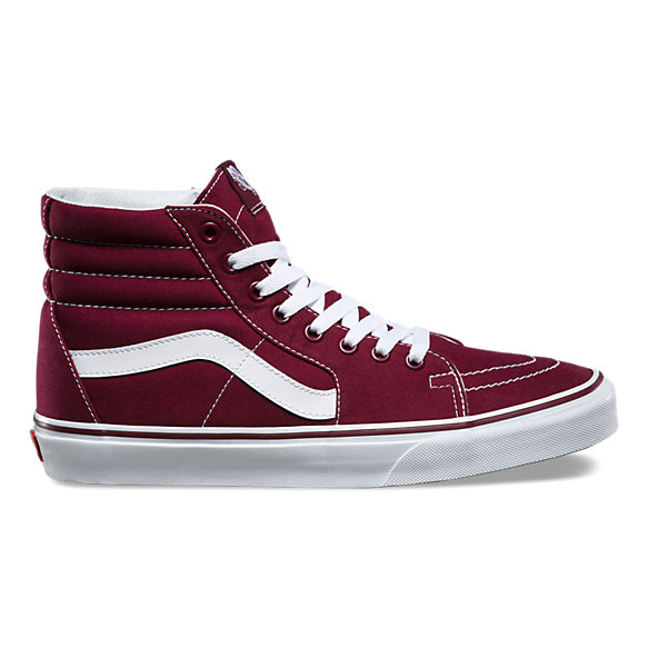 vans sk8 hi colorways nike