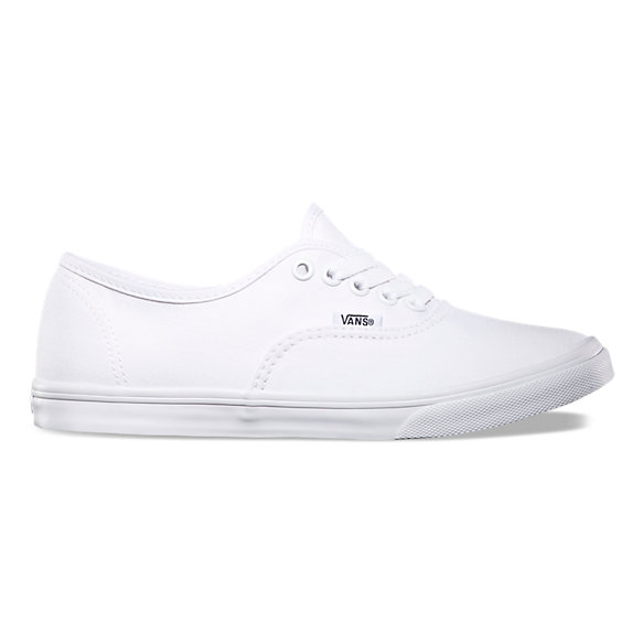 white glitter authentic lo pro womens vans