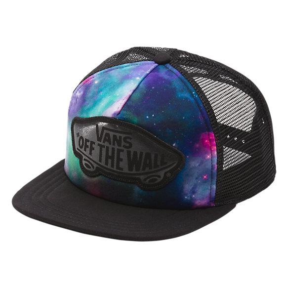 galaxy trucker hat shop womens hats at vans