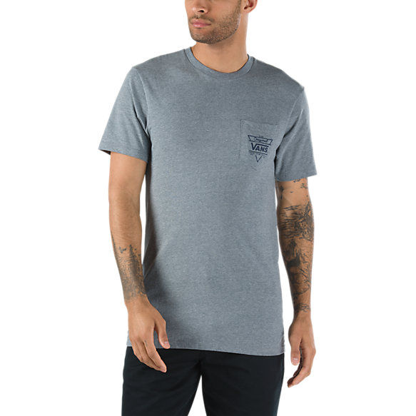 Original Triangle Pocket T Shirt by Vans