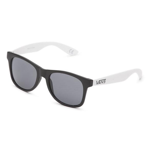 Classic Sunglasses Red Frame Black Checker T712