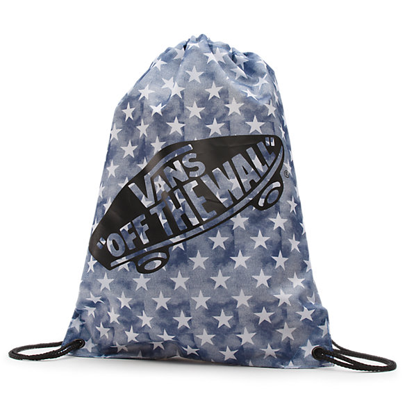 Stars Benched Cinch Bag