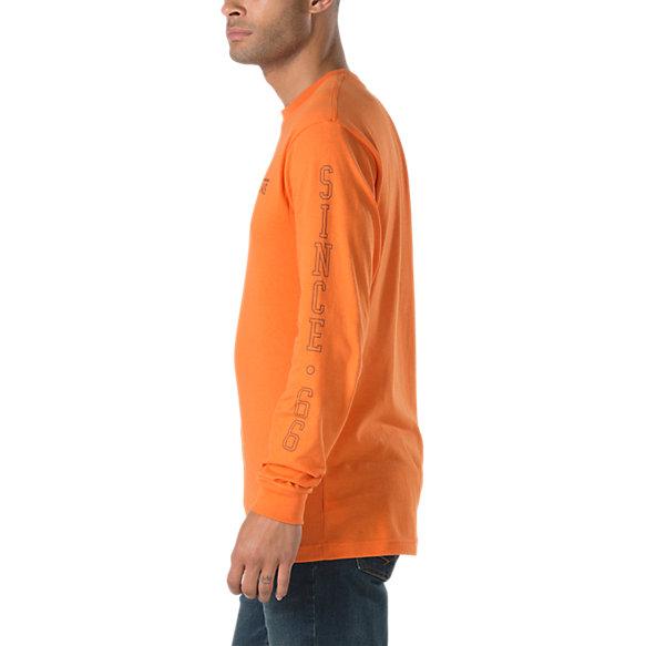 Otw Long Sleeve T Shirt by Vans