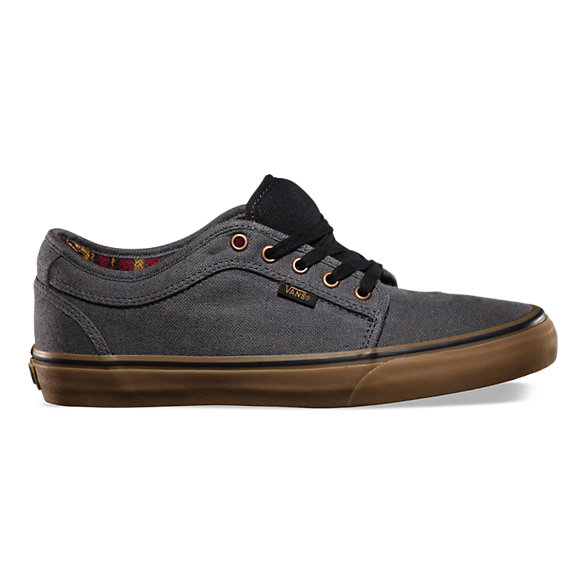 Mens Vans Chukka Low Skate Shoe