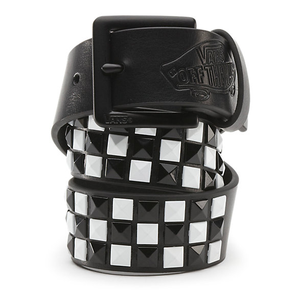 Boys Vans Studded Leather Belt
