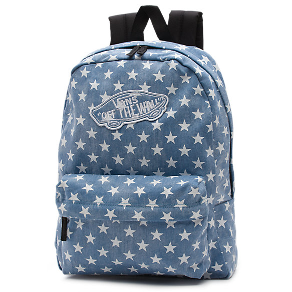 Shop Denim Stars Realm Backpack