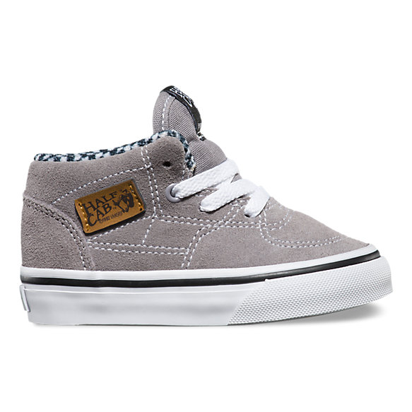 Toddlers 6 oz Canvas Half Cab