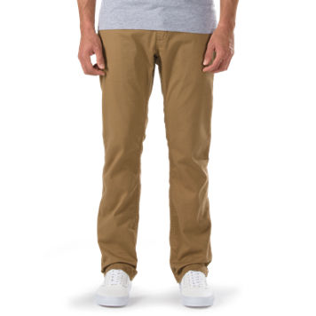 Amazing Excerpt Chino Jogger  Shop Mens Pants At Vans