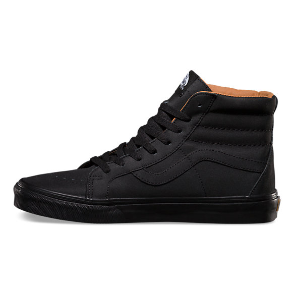 Vans Old Skool High All Black