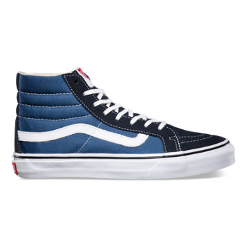 Vans High Tops Blue