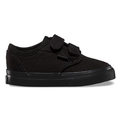 Vans Shoes Toddlers Atwood V (Canvas black/black)