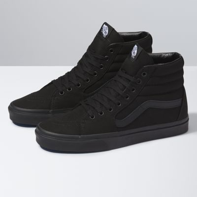 Vans Shoes SK8-Hi (black/black/black)