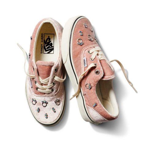 chaussure de ville femme vans