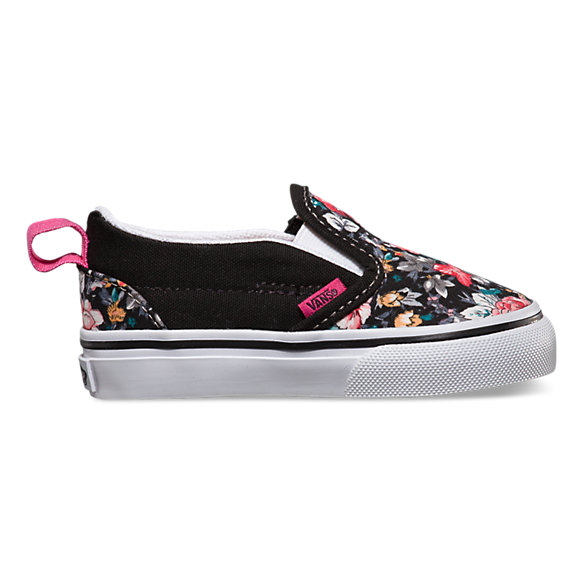 Toddlers Multi Floral Slip-On V