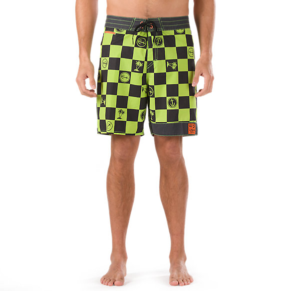 "Vans x Captain Fin 19"" Boardshort"
