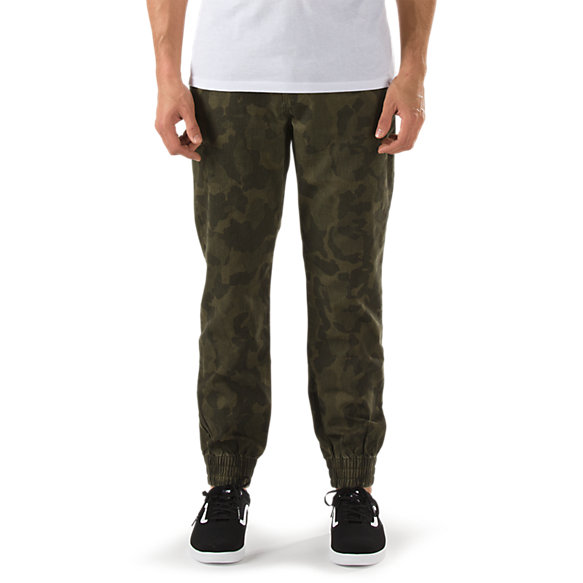 Model Chevron Jogger  Shop Mens Pants At Vans