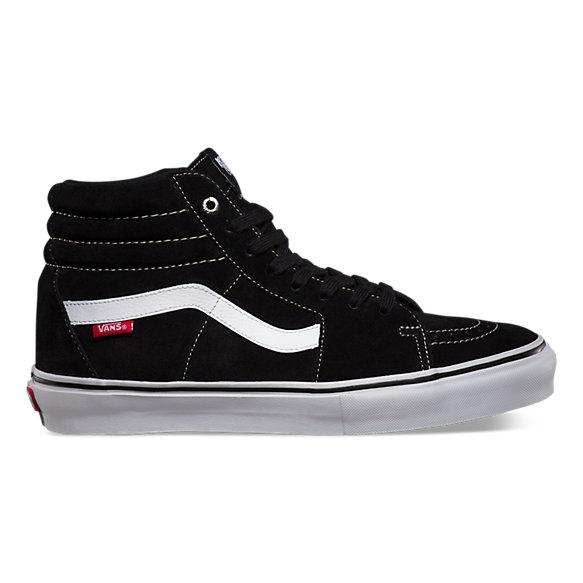 Vans Sk8 Hi Pro Black