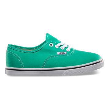 vans girls shoes neon